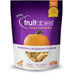Fruitables Dog Treats Pumpkin & Blueberry