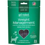 Get Naked Weight Management Treats for Dogs Small