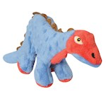 GoDog Spike Plated Dinosaur with Chew Guard