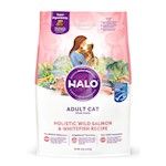 HALO Spot's Stew Wild Salmon Dry Cats Food