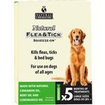 Natural Chemistry Natural Flea & Tick Squeeze-On for Dogs Over 50 lbs