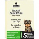 Natural Chemistry Natural Flea & Tick Squeeze-On for Dogs Under 25 lbs