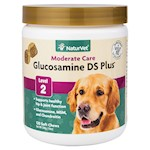 NaturVet Glucosamine DS Plus MSM Large Breed
