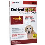Ovitrol X-Tend Flea & Tick Spot On for Large Dogs (56-80 lbs)