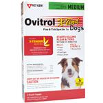 Ovitrol X-Tend Flea & Tick Spot On for Medium Dogs (32-55 lbs)