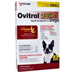Ovitrol X-Tend Flea & Tick Spot On for Small Dogs (13-31 lbs)
