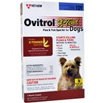 Ovitrol X-Tend Flea & Tick Spot On for Toy Dogs (6-12 lbs)