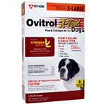 Ovitrol X-Tend Flea & Tick Spot On for XLarge Dogs (81 lbs and over)
