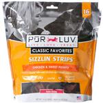 Pur Luv Sizzlin' Strips Chicken & Sweet Potato