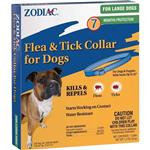 Zodiac Tick Collar for Dogs (7 Months) Large