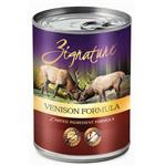 Zignature Limited Ingredient Diet Grain Free Venison Formula Canned Dog Food