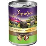 Zignature Limited Ingredient Diet Grain Free Guinea Fowl Recipe Canned Dog Food