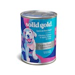 Solid Gold Love at First Bark Grain Free Puppy Recipe with Chicken, Potato & Apples Canned Dog Food