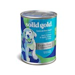 Solid Gold Love at First Bark Grain Free Puppy Recipe with Beef, Potato & Apples Canned Dog Food