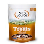 NutriSource Soft and Tender Lamb Dog Treats