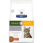 Hill's Prescription Diet Metabolic + Urinary, Weight + Urinary Care Dry Cat Food