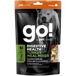 Petcurean Go! Digestive Health Grain Free Freeze Dried Turkey Meal Mixer for Dogs