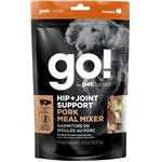 Petcurean Go! Hip + Joint support Grain Free Freeze Dried Pork Meal Mixer for Dogs