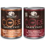 Wellness CORE Natural Adult Grain Free Best Sellers Variety Pack Canned Dog Food