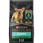 Purina Pro Plan Focus Chicken & Rice Formula Puppy Small Breed Dry Dog Food