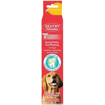 Petrodex Enzymatic Toothpaste for Dogs 2.5 oz. Tube