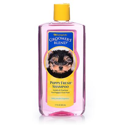 Groomers Blend Puppy Shampoo 17oz