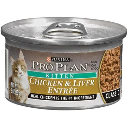 Pro Plan Canned Chicken/Liver for Kittens