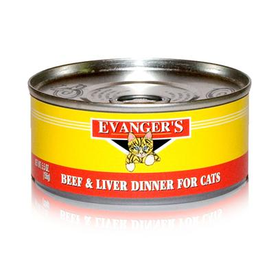 Evanger's Canned Cat Food