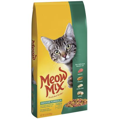 Meow Mix Indoor Formula Dry Cat Food