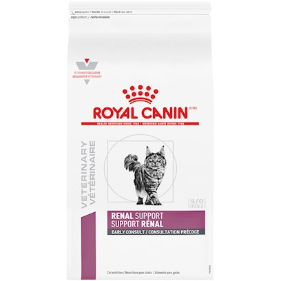 Royal Canin Veterinary Care Nutrition Feline Senior Consult Dry Cat Food