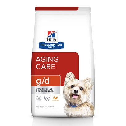 Hill's Prescription Diet g/d Aging Care Dry Dog Food