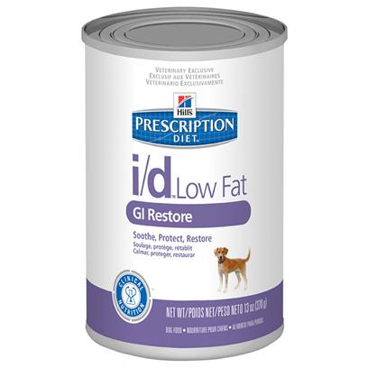 Hill's Prescription Diet Dog Lowfat i/d Canned Food