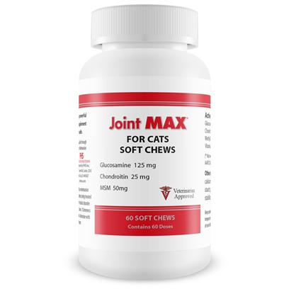 Joint MAX Soft Chews for Cats 60 Chews
