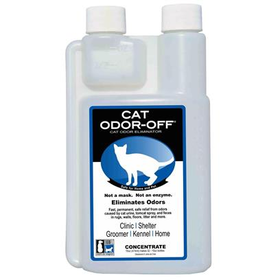 Cat Odor-Off Concentrate