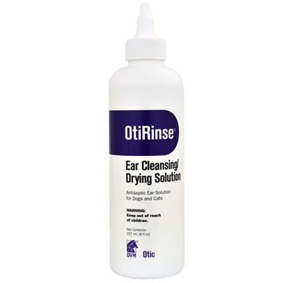 DVM OtiRinse Cleansing/Drying Ear solution