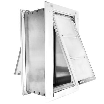 Endura Flap Pet Door - Large Wall Mount
