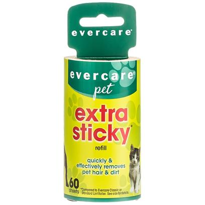 Evercare Pet Hair Lint Roller Refill 60 layers 30.1 ftx4' 41564