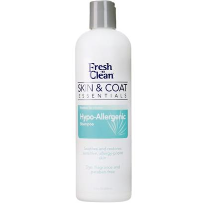Fresh n' Clean Skin & Coat Essentials Hypo-Allergenic Shampoo 12 fl oz