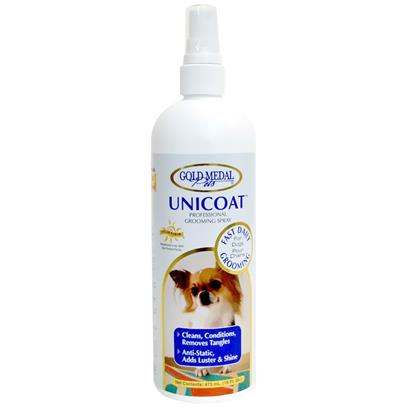 Gold Medal Unicoat Professional Grooming Spray