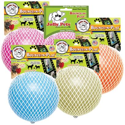 Jolly Pets Jolly Bounce-N-Play Dog Toy 8