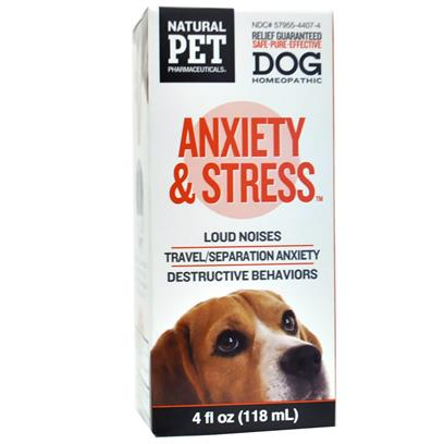 Natural Pet Pharmaceuticals Stress Control for Dogs