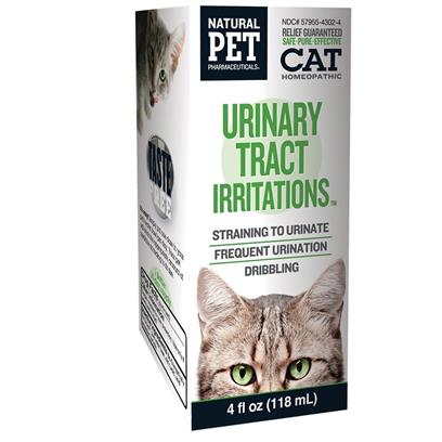 Natural Pet Pharmaceuticals Urinary Tract Infections for Cats