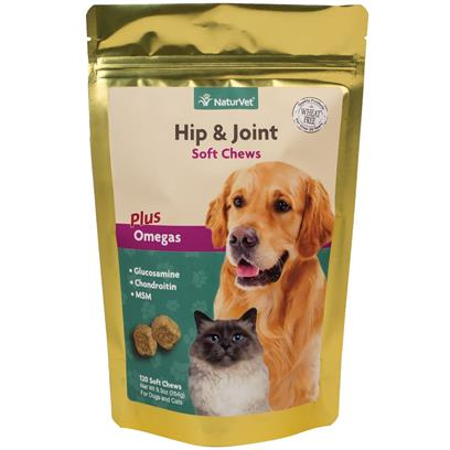 Naturvet Hip & Joint for Dogs & Cats