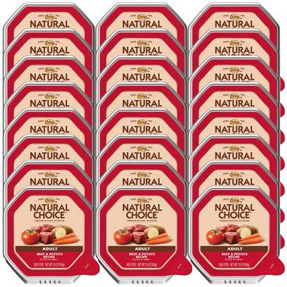 Nutro Natural Choice Beef & Potato