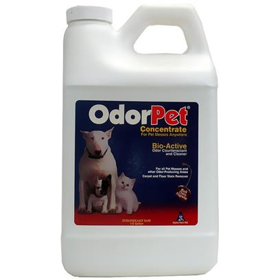 OdorPet Concentrate Odor Counteractant and Cleaner