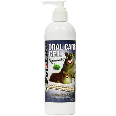 Petzlife Oral Care Peppermint Gel