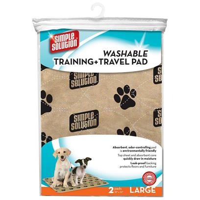 Simple Solution Washable Training & Travel Pad