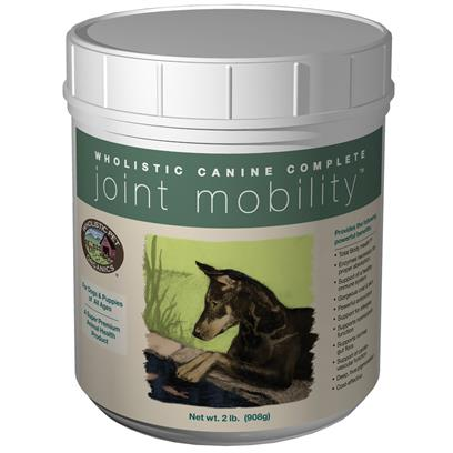 Wholistic Canine Complete Joint Mobility 4 lbs Tub