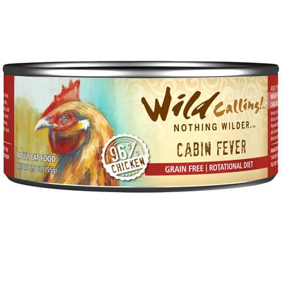 Wild Calling Cabin Fever Canned Cat Food