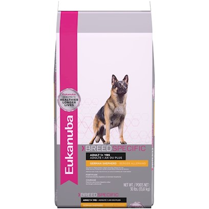 Eukanuba Breed Specific Adult German Shepherd Dry Dog Food